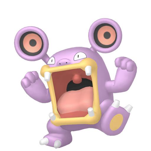 Artwork shiny de Ramboum Pokémon Épée et Bouclier
