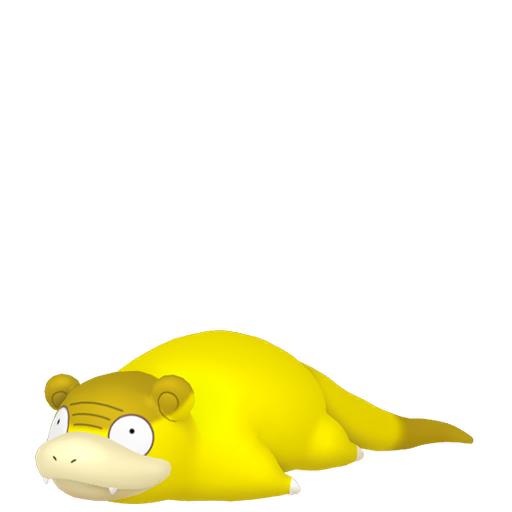 Artwork shiny de Ramoloss de Galar Pokémon Épée et Bouclier