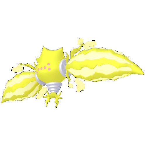 Artwork shiny de Regieleki Pokémon Épée et Bouclier