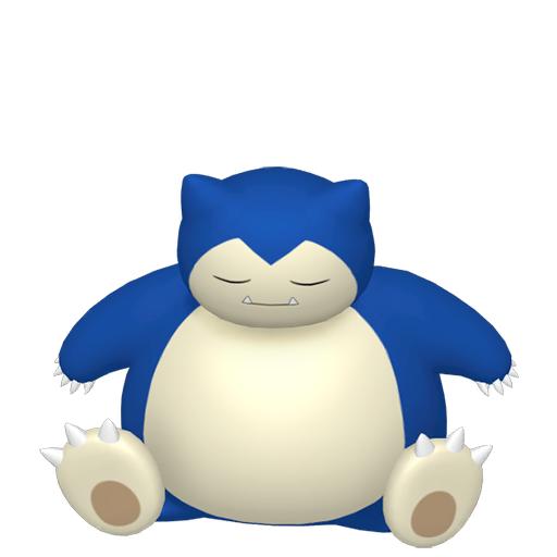 Artwork shiny de Ronflex Pokémon Épée et Bouclier
