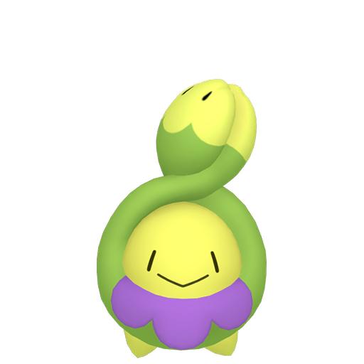 Artwork shiny de Rozbouton Pokémon Épée et Bouclier