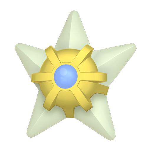 Artwork shiny de Stari Pokémon Épée et Bouclier