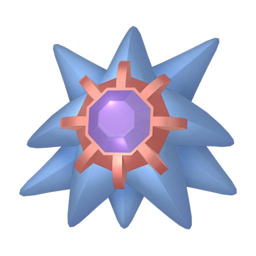 Artwork shiny de Staross Pokémon Épée et Bouclier