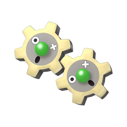 Artwork shiny de Tic Pokémon Épée et Bouclier