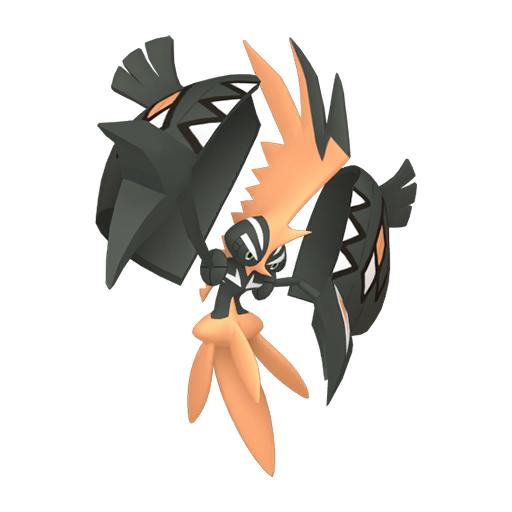 Artwork shiny de Tokorico Pokémon Épée et Bouclier