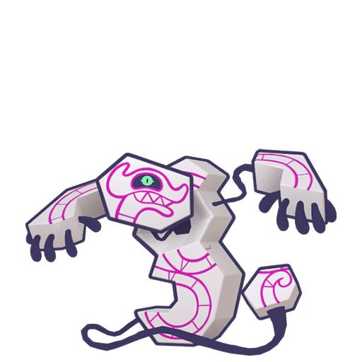Artwork shiny de Tutétékri Pokémon Épée et Bouclier