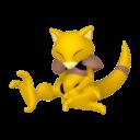 Modèle de Abra - Pokémon GO