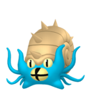 Modèle de Amonistar - Pokémon GO