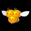 Modèle de Apitrini - Pokémon GO