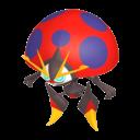 Fiche Pokédex de Astronelle / Orbeetle