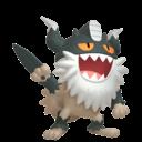 Modèle de Berserkatt - Pokémon GO