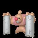 Modèle de Bétochef - Pokémon GO