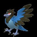 Modèle de Bleuseille - Pokémon GO