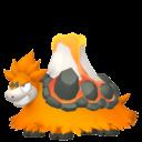 Modèle de Méga-Camerupt - Pokémon GO