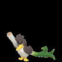 Modèle de Canarticho de Galar - Pokémon GO