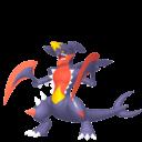 Modèle de Méga-Carchacrok - Pokémon GO