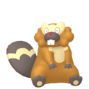 Modèle de Castorno - Pokémon GO