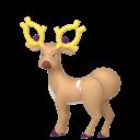 Modèle de Cerfrousse - Pokémon GO