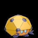 Modèle de Coléodôme - Pokémon GO
