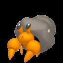 Modèle de Crabicoque - Fiche Pokédex