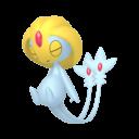 Modèle de Créhelf - Pokémon GO
