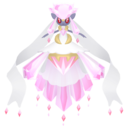 Modèle de Méga-Diancie - Pokémon GO