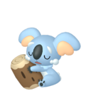Modèle de Dodoala - Pokémon GO