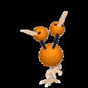 Modèle de Doduo - Pokémon GO