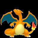 Modèle de Dracaufeu - Pokémon GO