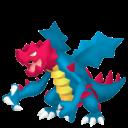 Modèle de Drakkarmin - Pokémon GO