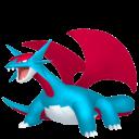 Modèle de Drattak - Pokémon GO