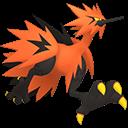 Modèle de Électhor de Galar - Pokémon GO