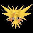 Modèle de Électhor - Pokémon GO