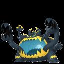 Modèle de Engloutyran - Pokémon GO