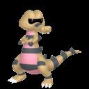 Modèle de Escroco - Pokémon GO