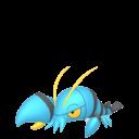 Modèle de Flingouste - Pokémon GO