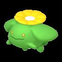 Fiche Pokédex de Floravol / Skiploom