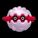 Modèle de Foretress - Pokémon GO