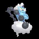 Modèle de Fulguris - Pokémon GO