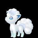 Modèle de Goupix d'Alola - Pokémon GO