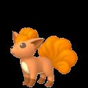 Modèle de Goupix - Pokémon GO