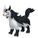 Fiche Pokédex de Grahyèna / Mightyena