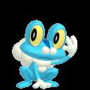 Modèle de Grenousse - Pokémon GO