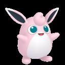 Modèle de Grodoudou - Pokémon GO