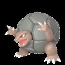 Modèle de Grolem - Pokémon GO