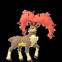 Modèle de Haydaim Automne - Pokémon GO