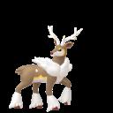 Modèle de Haydaim Hiver - Pokémon GO