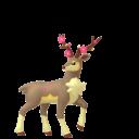 Modèle de Haydaim Printemps - Pokémon GO