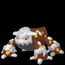 Modèle de Heatran - Pokémon GO