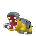 Fiche Pokédex de Hippodocus / Hippowdon